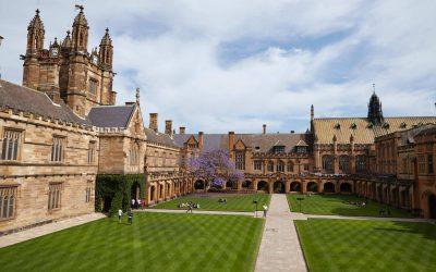 Top 8 trường đại học hàng đầu tại Úc