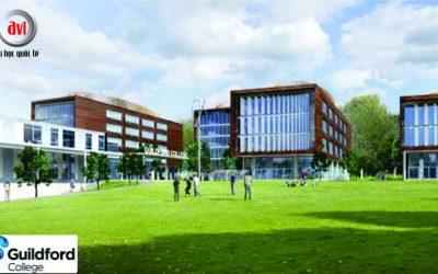 Cơ hội gặp gỡ đại diện của tổ chức Guildford College Group, Anh Quốc