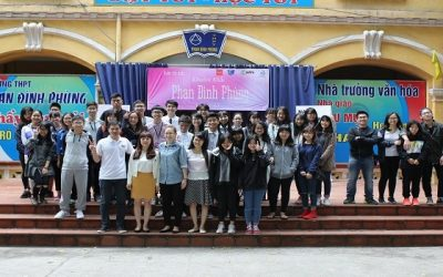 Tổng kết buổi chia sẻ kỹ năng chụp ảnh cùng nhiếp ảnh gia Chu Việt Hà tại trường THPT Phan Đình Phùng