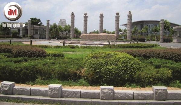 Học bổng thạc sĩ 100% Học phí trường Đại học Thông Tin và Công trình Nam Kinh