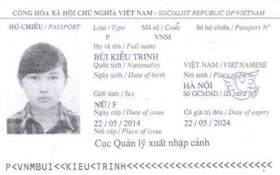 Visa Du Học Singapore: Bùi Kiều Trinh – Trường Sim – Singapore