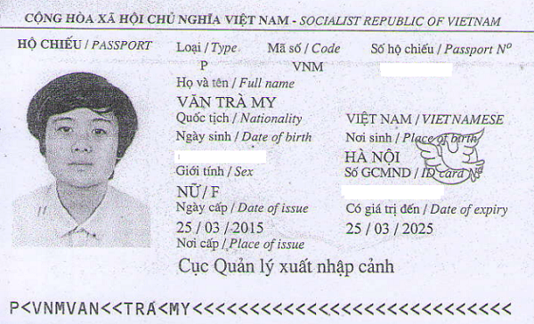 Visa Du Học Singapore: Văn Trà My – Học viện Kaplan – Singapore