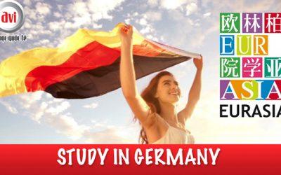 Học viện Eurasia, Đức – tỷ lệ đạt VISA 100%