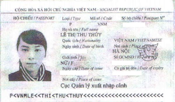 Visa Du Học Singapore: Lê Thị Thu Thủy, Học Viện Nghệ Thuật Nanyang (NAFA), Singapore