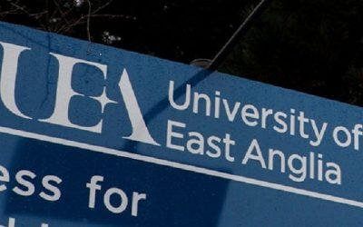 Trường University of East Anglia