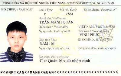 Visa Du Học Singapore: Trần Mạnh Quân, Học viện Quản lý Singapore (SIM), Singapore
