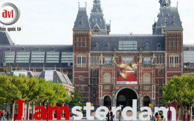 Chương trình dự bị đại học ONCAMPUS tại AMSTERDAM , Hà Lan