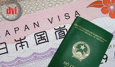 Các bước xin visa du học Nhật Bản