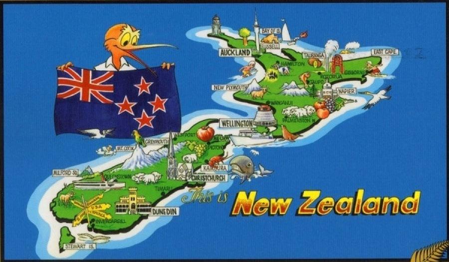 Danh sách trường tại New Zealand