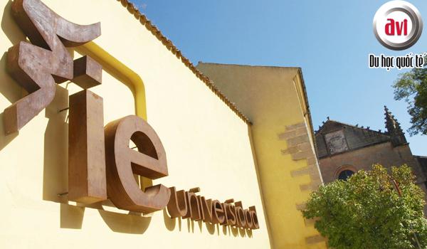 Học trường top ranking thế giới – Nhận học bổng 70% Đại học IE, Tây Ban Nha?