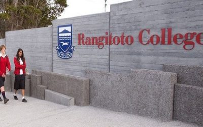 Trường Rangitoto College, New Zealand