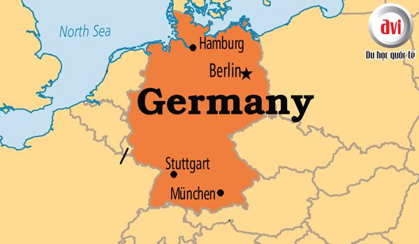 Top những thành phố nhiều du học sinh tại Đức