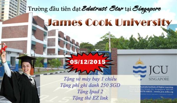 Cơ hội đặt chân tới ngôi trường đầu tiên đạt chứng nhận Edutrust Star tại Singapore