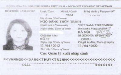 Visa Du Học Singapore: Ngô Đặng Thúy Trinh – Trường James Cook Singapore