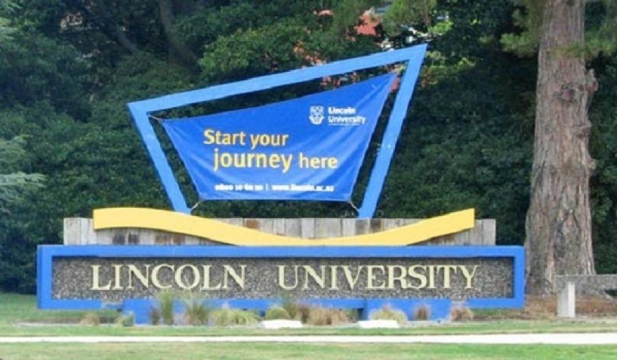 Đại học Lincoln – New Zealand