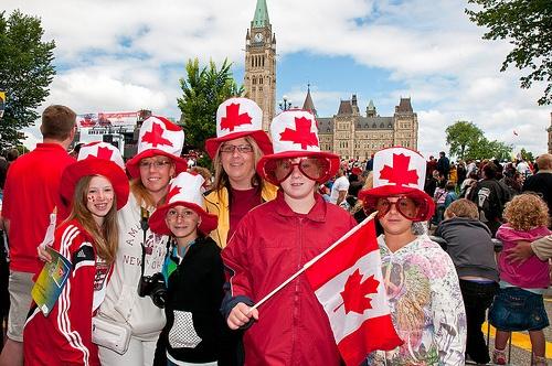 Đất nước – Con người Canada