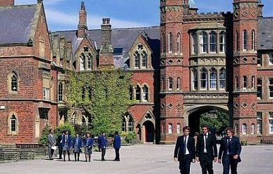 Du học Anh: Trường Rossall School