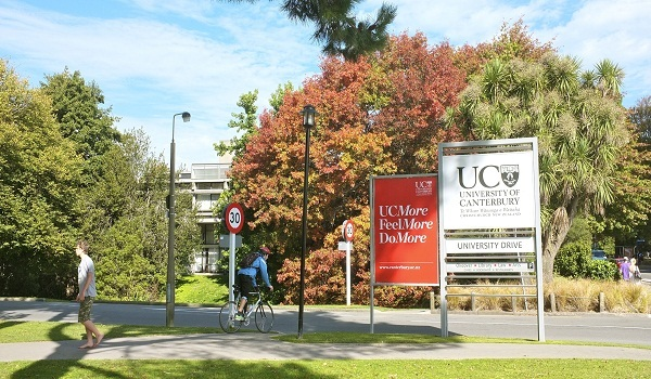 Đại học Canterbury (University Of Canterbury)