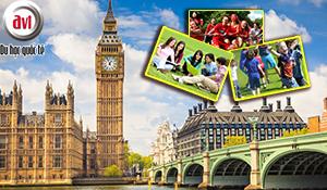 Trại hè quốc tế 2017 tại Anh