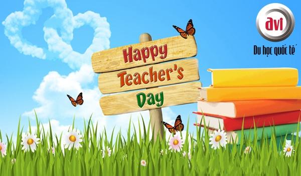 Học bổng tưng bừng – Mừng ngày nhà giáo