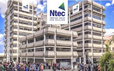 Học bổng 50% Học viện Công nghệ Quốc gia New Zealand (NTEC) trị giá 143 Triệu đồng