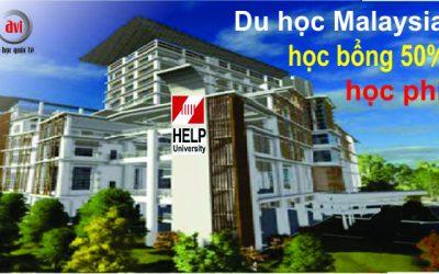 Học bổng Trường đại học Help, Malaysia