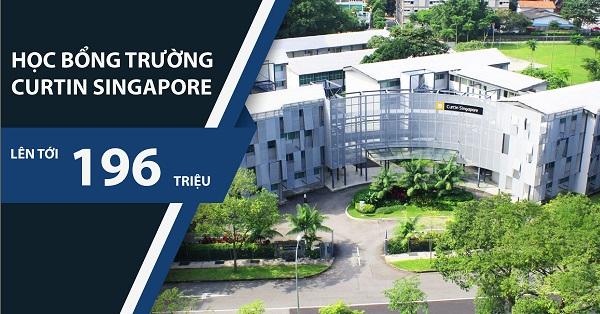 Học Bổng Curtin Singapore 2019