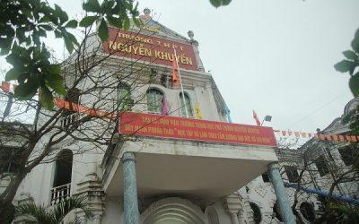 Hội thảo du học Nhật Bản tại trường THPT Nguyễn Khuyến – Nam Định