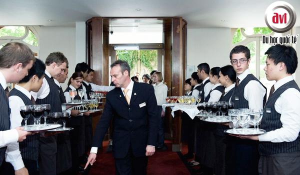 Các chương trình đào tạo tại Học viện khách sạn quốc tế Montreux – HIM, Thụy Sĩ