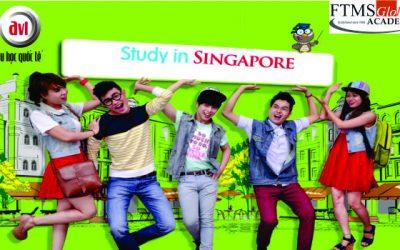 Tổng kết buổi hội thảo du học Singapore cùng học viện FTMS Global