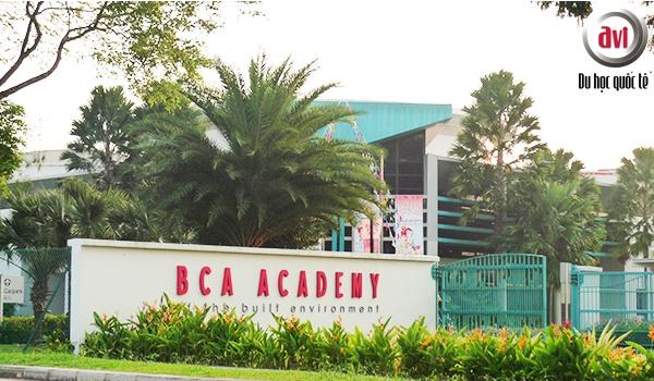 Học viện BCA – Trường công lập của Singapore