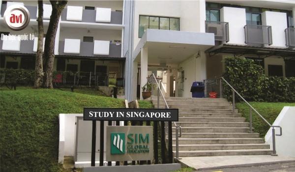 Ngành quản trị kinh doanh tại học viện quản lý SIM, Singapore (cấp bằng bởi Đại học Birmingham)