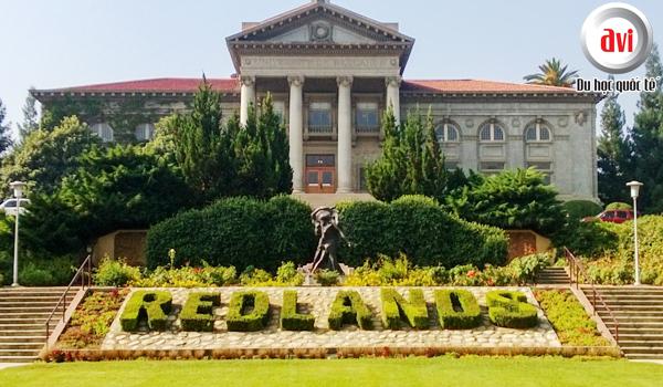 Đại học Redlands, Mỹ