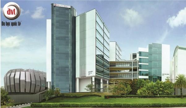 Học viện quản lý SIM, Singapore