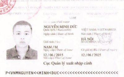 Visa Du Học Úc: Nguyễn Minh Đức, Trường Queensland University of Technology, Úc