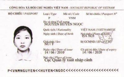 Visa Du Học Úc: Nguyễn Huyền Ngọc, Trường University of Adelaide, Úc