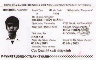 Visa Du Học Úc: Trương Tuấn Thành, Trường Eynesbury, Úc