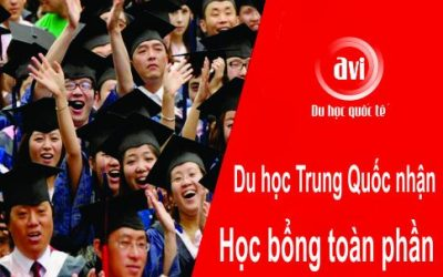 Học bổng toàn phần Trung Quốc 2016