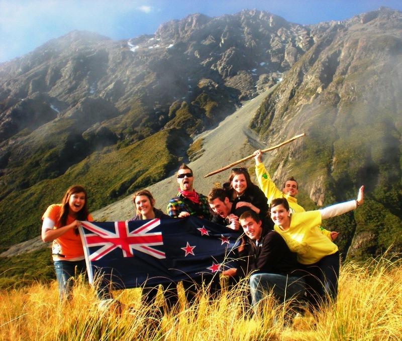 Đất nước – Con người New Zealand