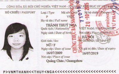 Visa Du Học Canada: Thành Thúy Nga, Trường đại học Fairleigh Dickinson, Canada