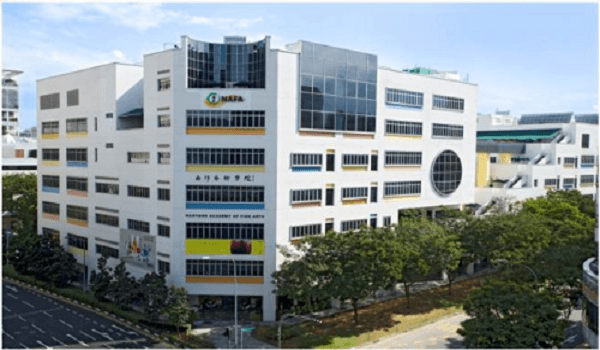 Cơ sở vật chất học viện NAFA
