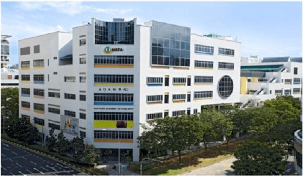 Cơ sở vật chất của Học viện NAFA Singapore