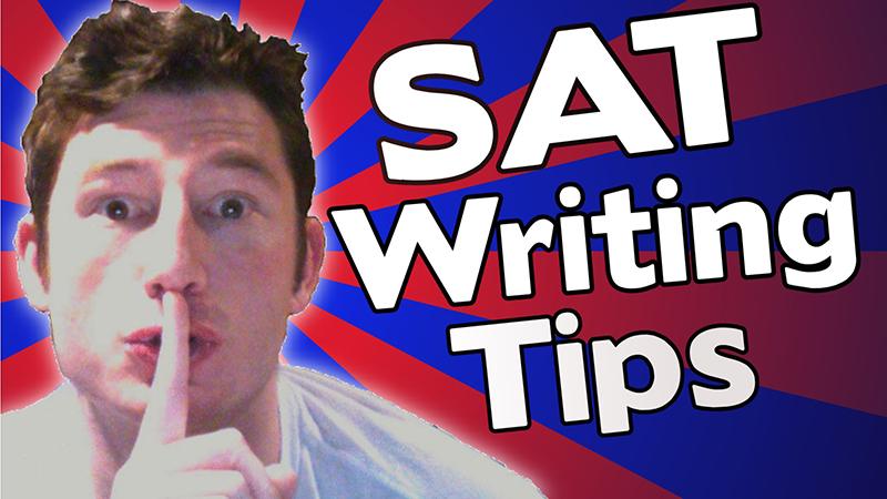 7 chiến lược làm bài Writing SAT hiệu quả