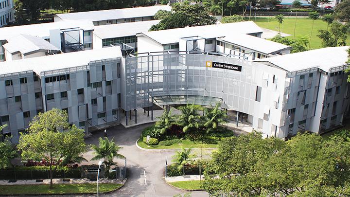 Học bổng hấp dẫn từ trường Đại học Curtin Singapore
