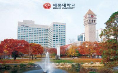 Truờng đại học Sejong, Hàn Quốc