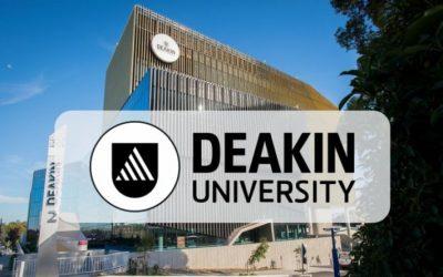 Học Bổng 20% Ngành MBA Trường Đại Học Deakin