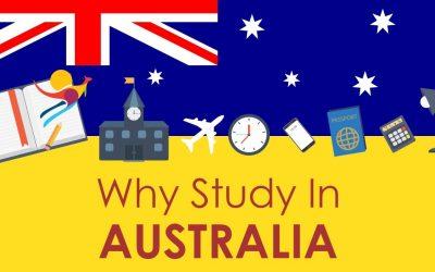 Lý do chọn du học Úc