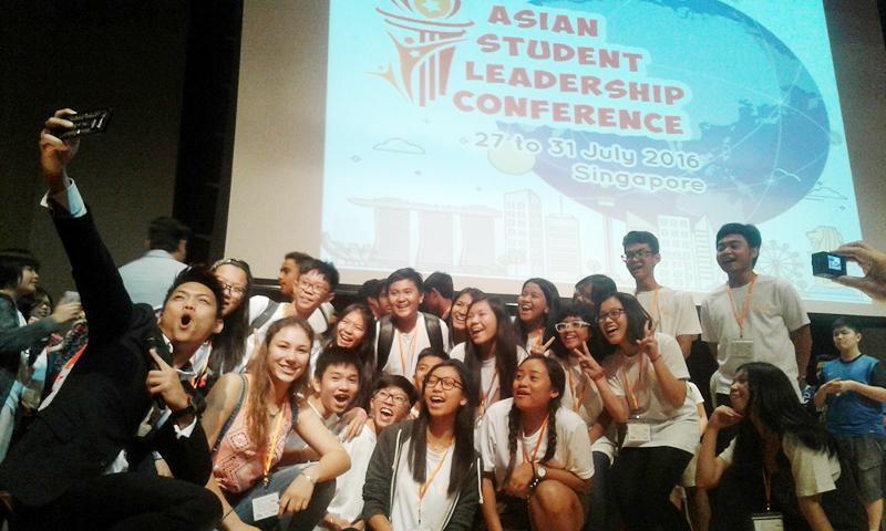 Du học hè Singapore- hội nghị lãnh đạo trẻ châu Á