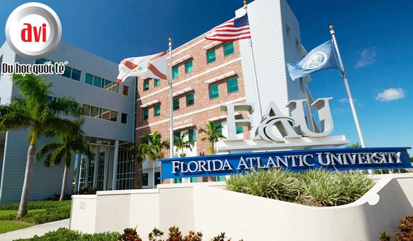 Campus Boca Raton, Đại học Florida Atlantic