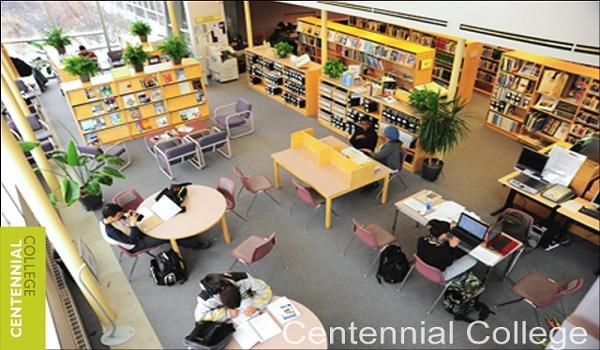 Trường cao đẳng Centennial, Canada